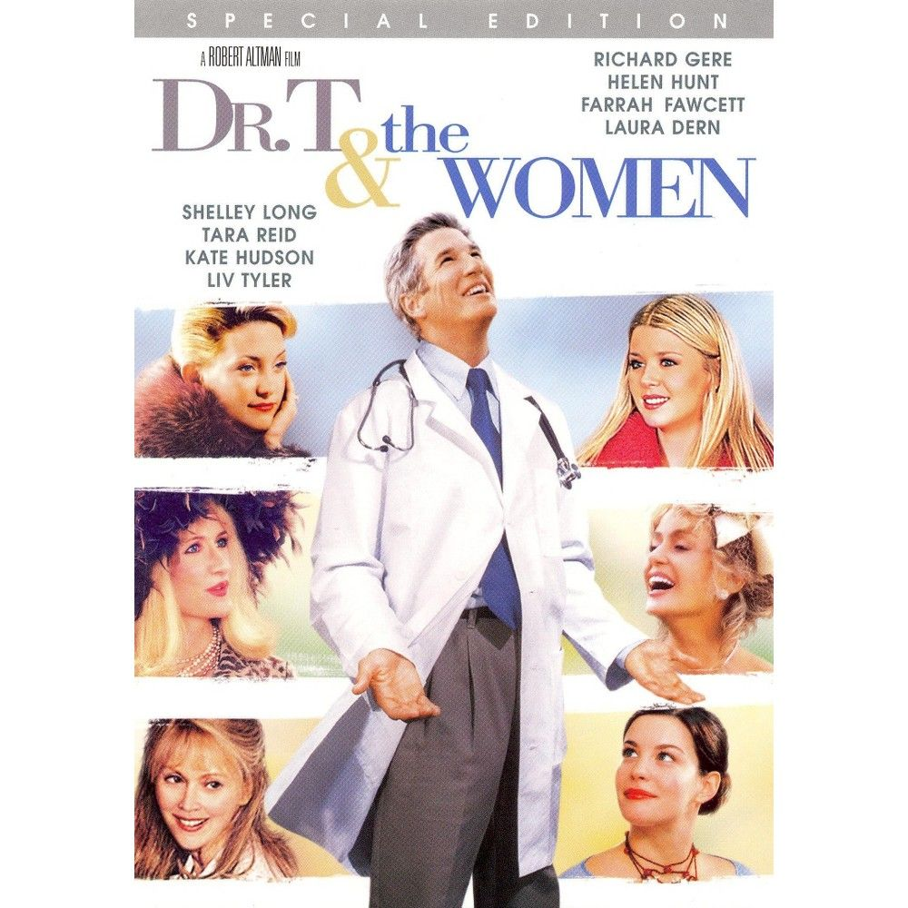 Dr. T and the Women (Special Edition) (dvd_video