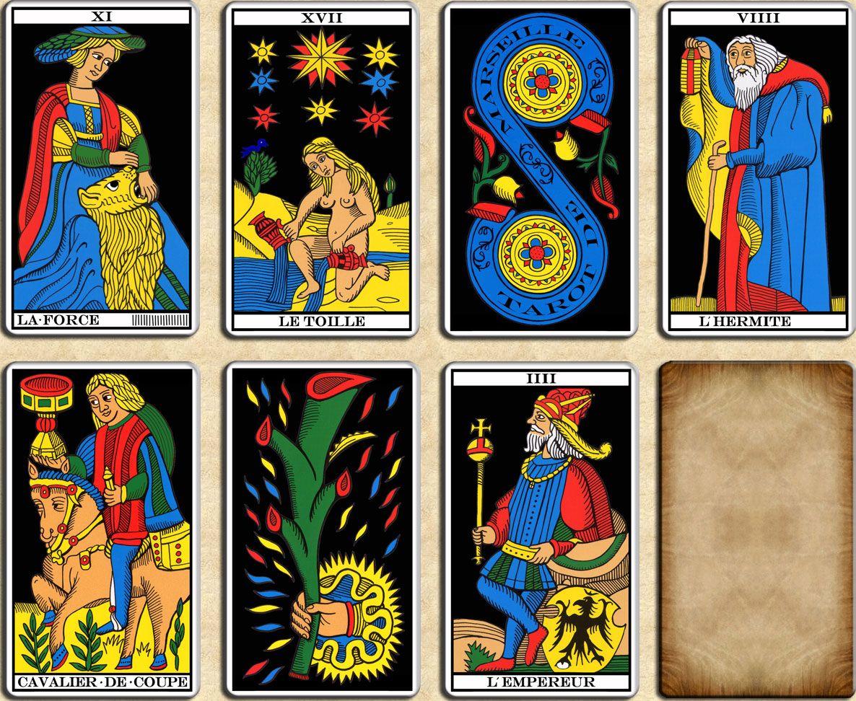 carte tarot amoureux et diable