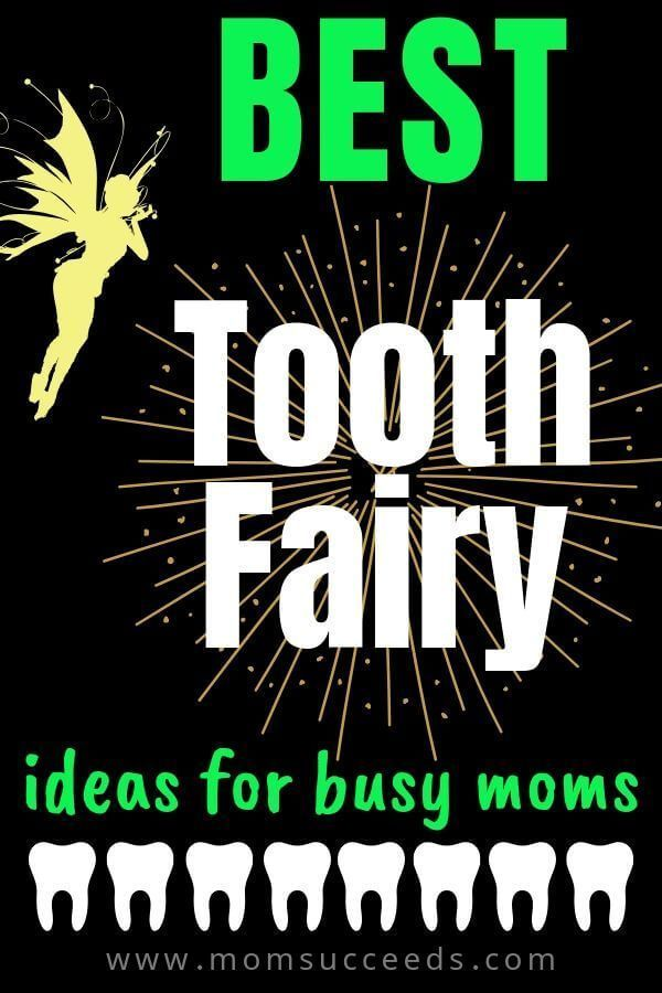 I'm glad that I found these fairy tooth ideas because my daughter is about to lose a tooth! #toothfairy #toothfairyiscomingtonight #toothfairyiscoming #momsucceeds