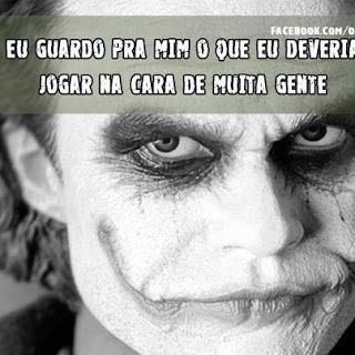 Eu O Amor Frases Doz Coringas Jokers On U Bahahaha Frases