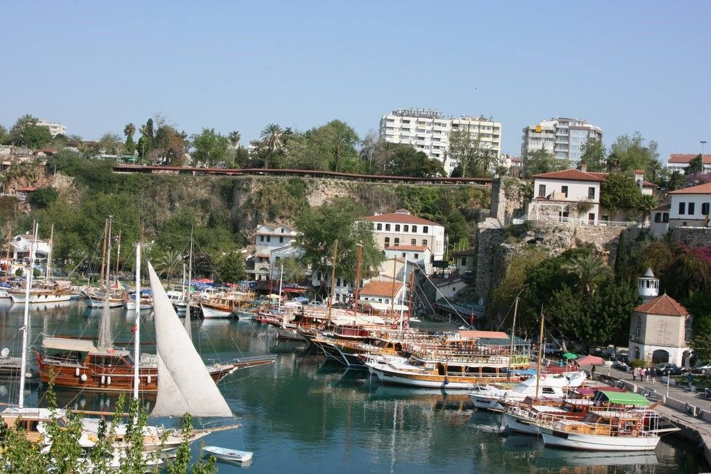 Special Offers from Riyadh to Antalya
