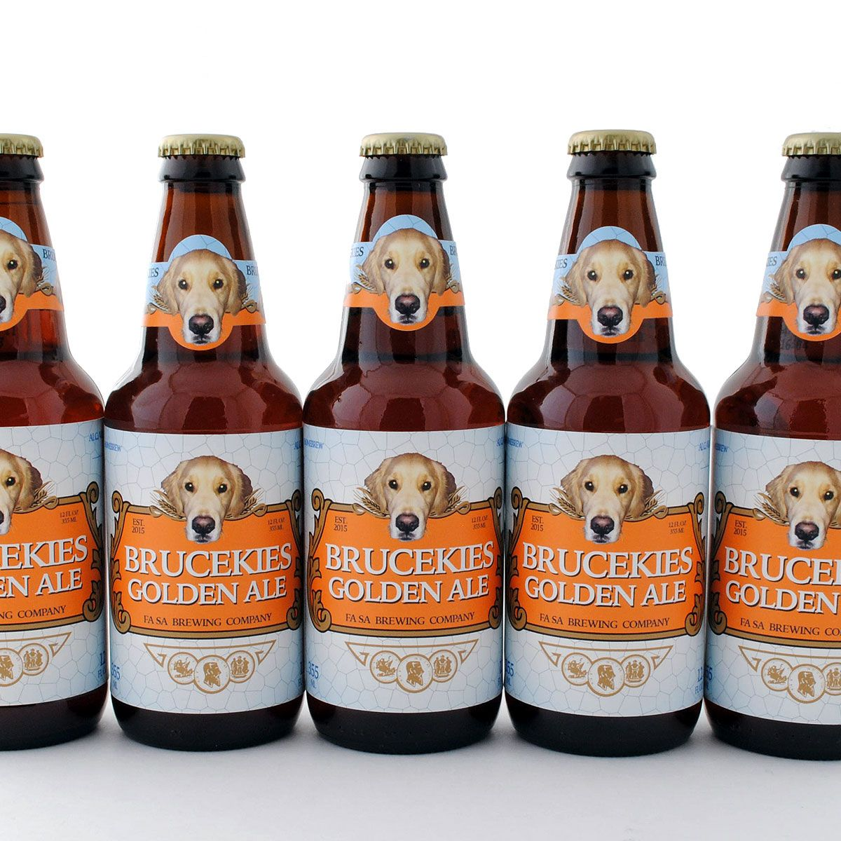 Craft brewers can now make matching neck labels and bottle