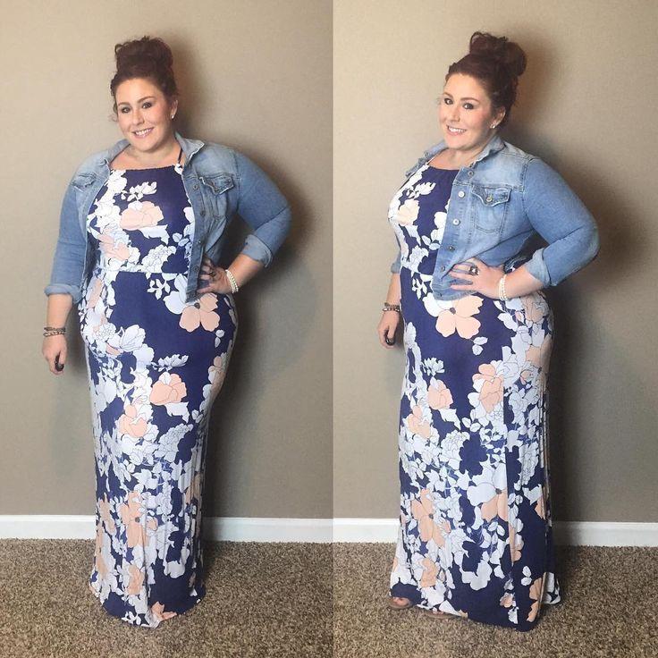 Plus Size Blogger Curves, Curls and Clothes Plus size