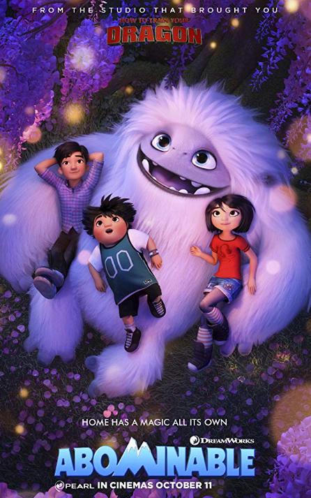Abominable 2019 Film Complet Film Entier En Francais Films Anglais Films Gratuits En Ligne