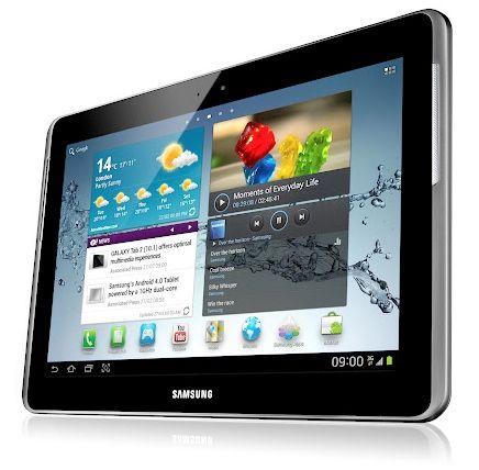 Samsung Galaxy Tab 2 ....facilita el trabajo.