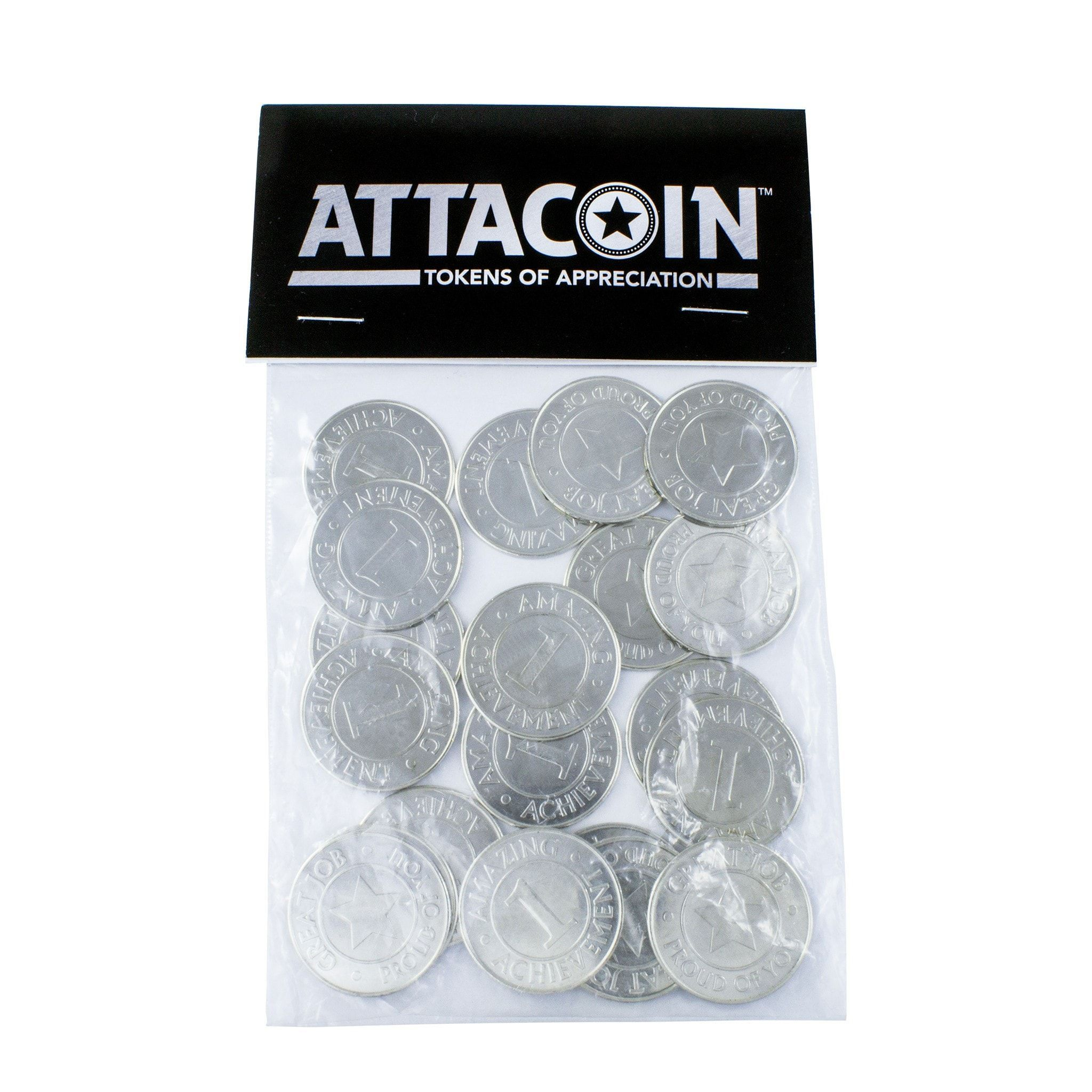 Attacoin Kids 20 Pack