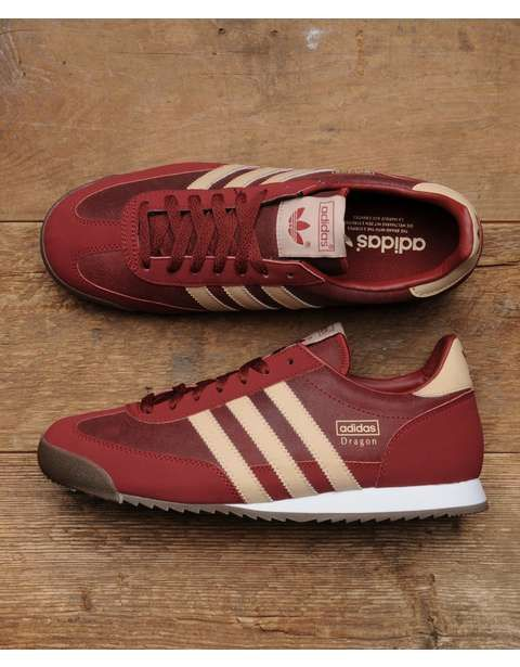adidas Originals Dragon Leather - Exclusive | Scotts Menswear