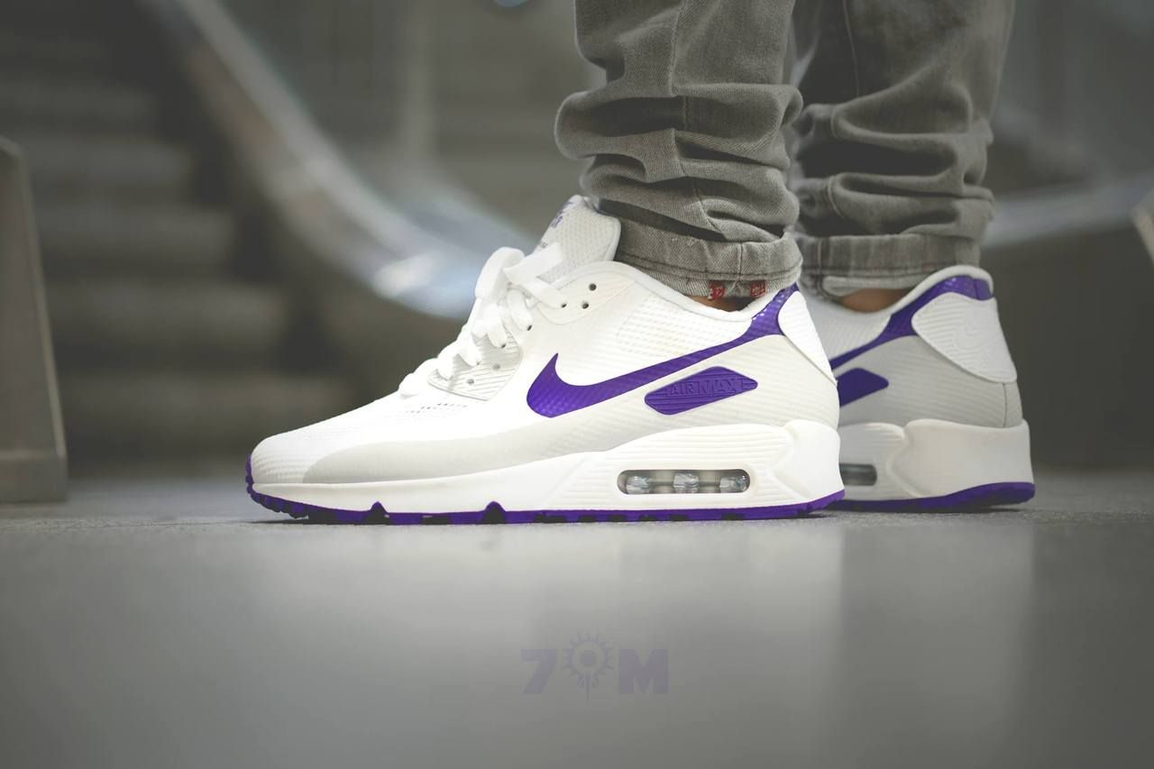 Nike Air Max 90 Hyperfuse Hasta Sunburst