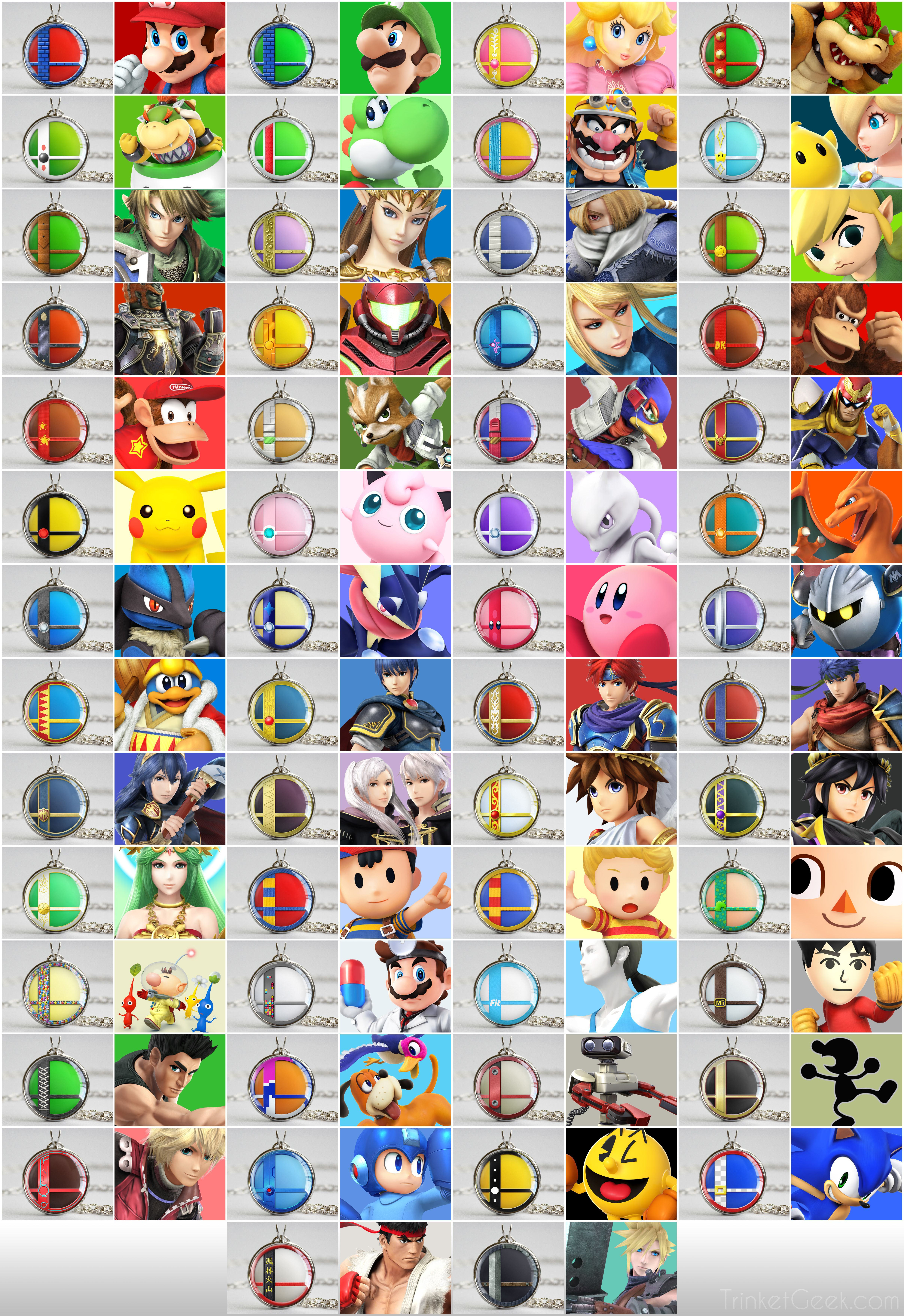268d172dbab093dad63a8cccca536296 - How To Get Every Character In Super Smash Bros Brawl