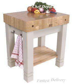 American Heritage Butlers Block Furniture Pantry Furniture Hardwood Furniture