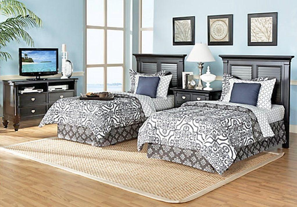10 best twin bedroom set design ideas
