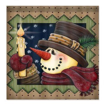 Amazon Snowman Christmas Shower Curtain By CafePress