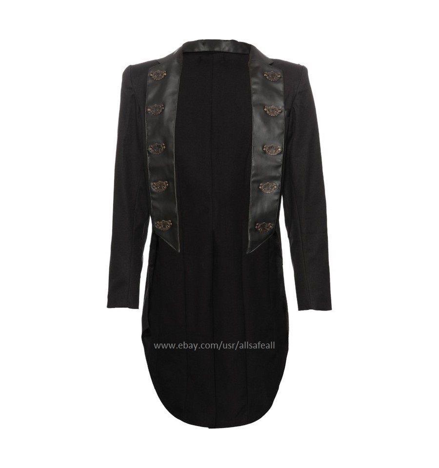 "54/"" DHL Shipping Sizes 36/"" Prince Charlie Kilt Jacket With Waistcoat//Vest"