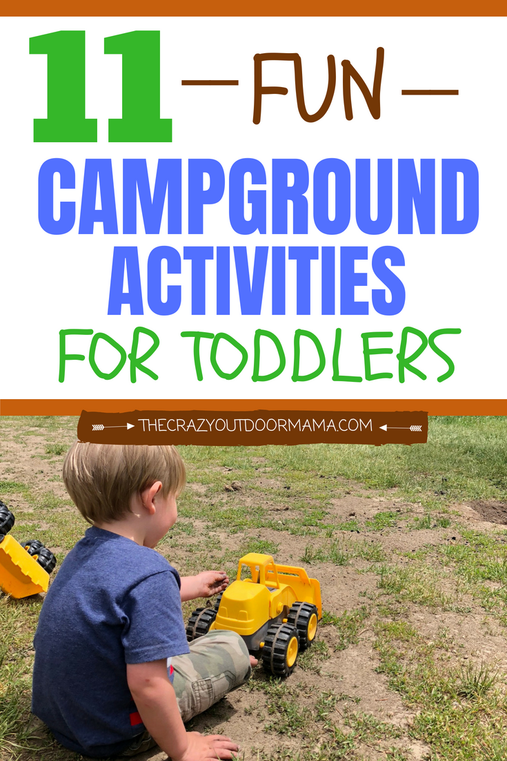 Photo of 11 Easy Camping Activities and Ideas for Kids (that are cheap and fun!) – The Crazy Outdoor Mama