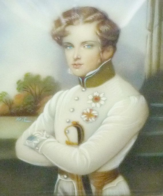 Napoleon II Son Of Napoleon Bonaparte Painting On by LaCassoulere