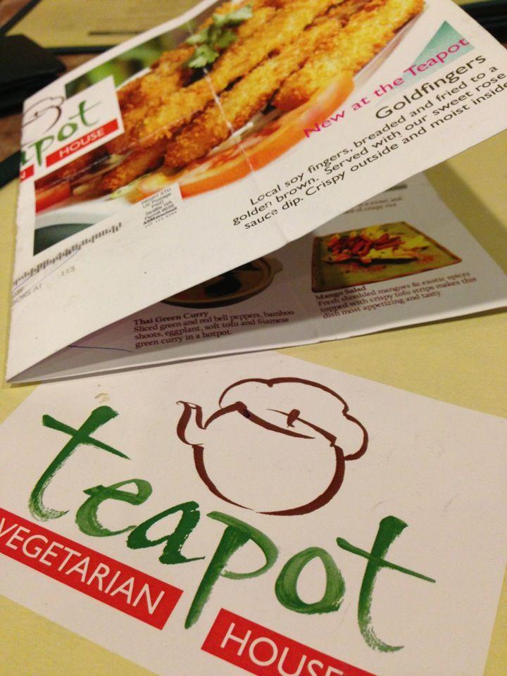 Teapot Vegetarian House Vegetarian House Vegetarian Friendly Restaurants Sweet Fries