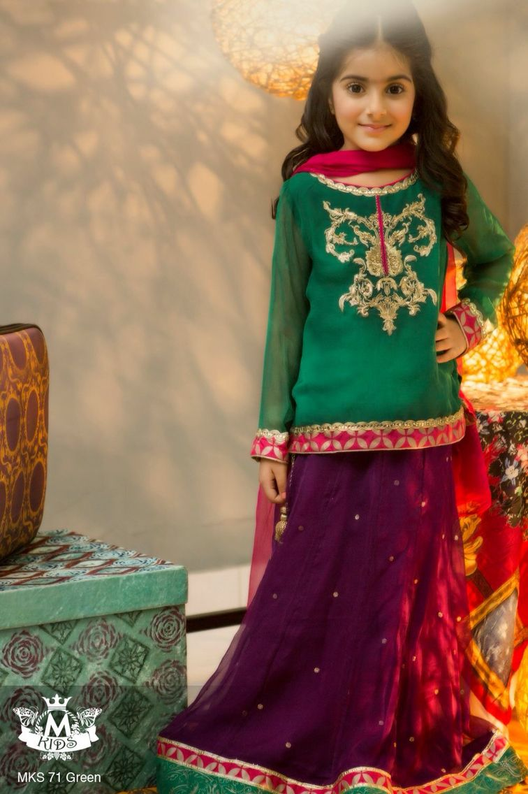 Maria B Fancy Dress For Kids Childrens Dress Fancy Dresses