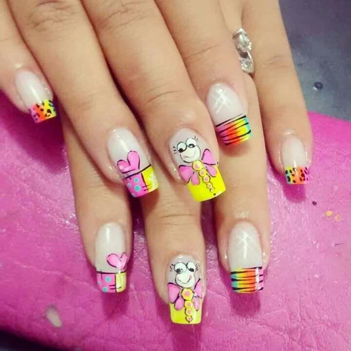 Viviana | Arte de uñas de pies