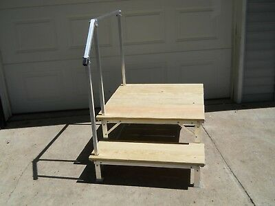 Best Add Safety To Your Camper Step Out On A Deck With Railing 400 x 300