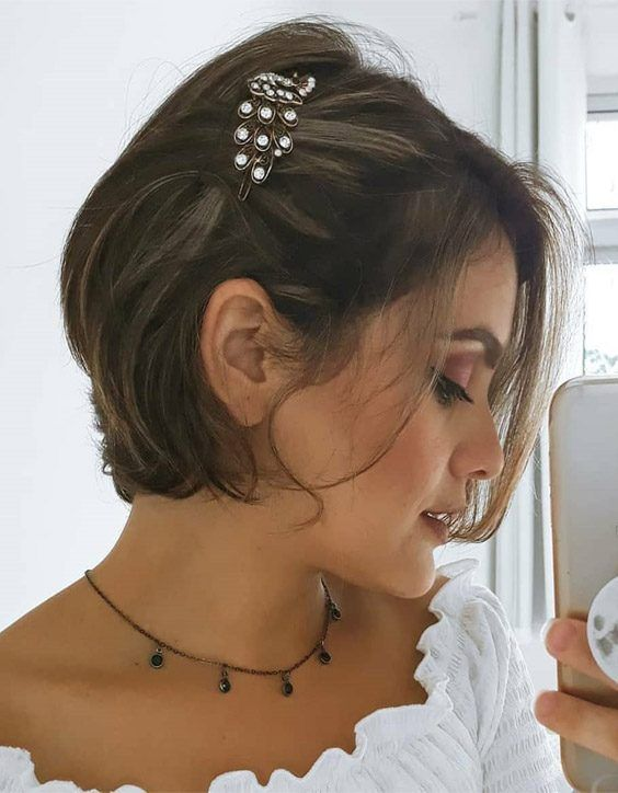 Pin on Short Haircuts / Hairstyles