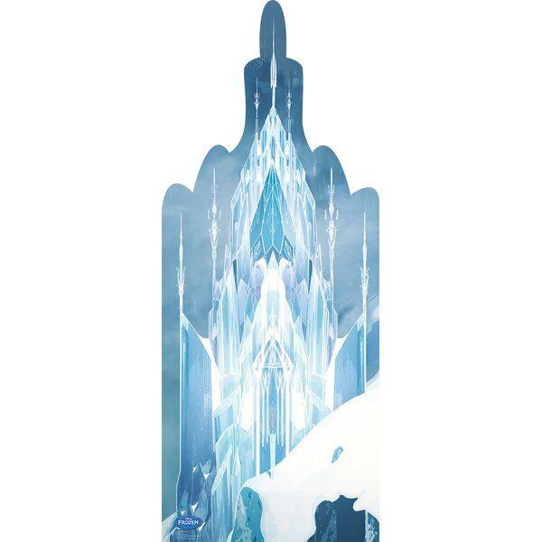 Frozen Ice Castle - Frozen Cardboard Standup In 2020