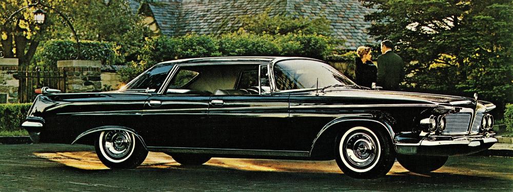 1962 Imperial LeBaron 4-Door Southampton #amazingcars
