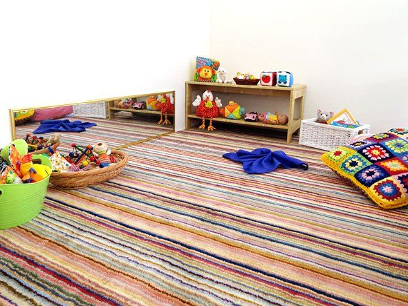 Creating a Baby Play Space | Baby play areas, Baby play and Play areas