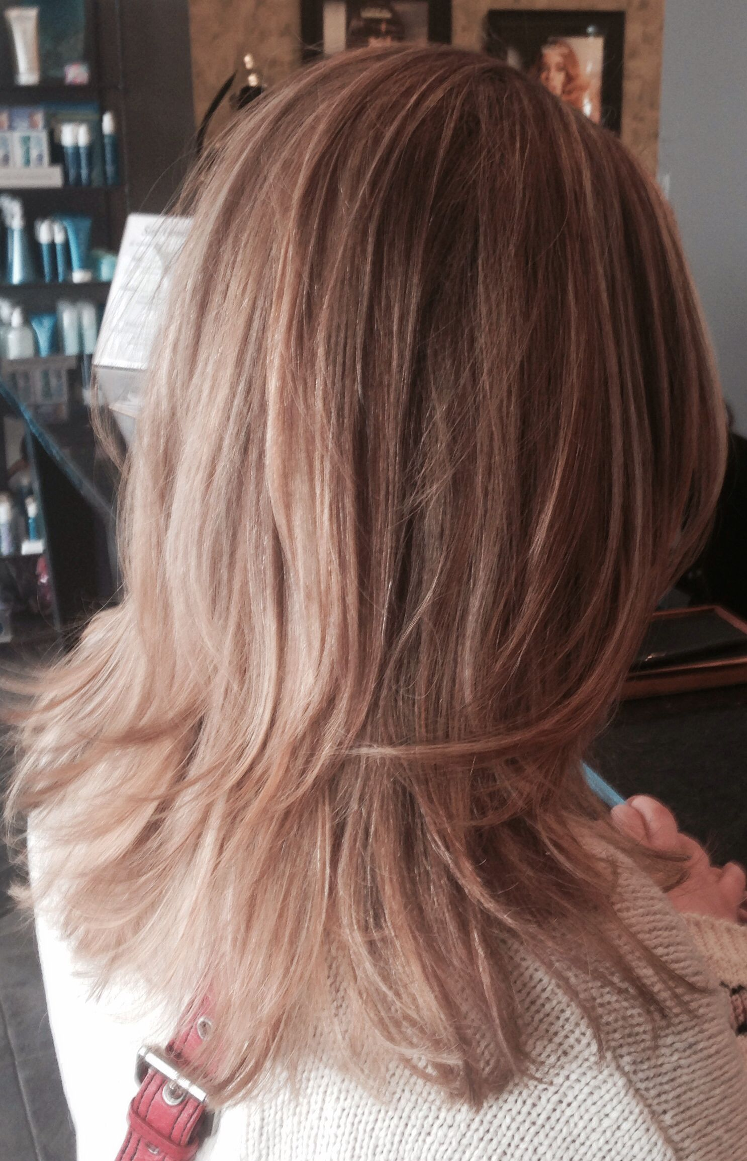 Balayage Artistic hair, Long hair styles, Hair styles