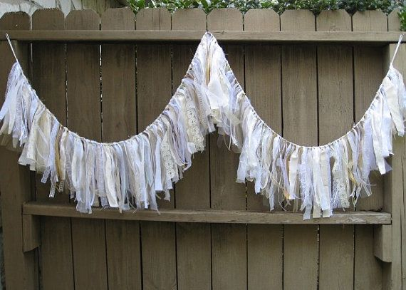 Wedding Decoration Wedding Garland Wedding by AWorkofHeartSA, $65.00
