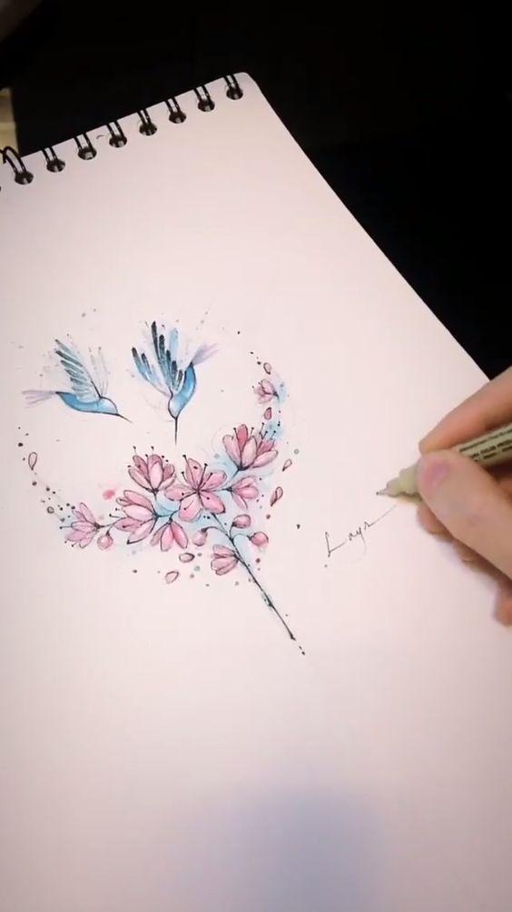 Photo of 35 ideas for great tattoo designs #tattoos – Marry Ko.  #flowertattoos – flower tattoos
