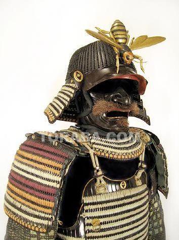 Authentic Japanese Samurai Armor