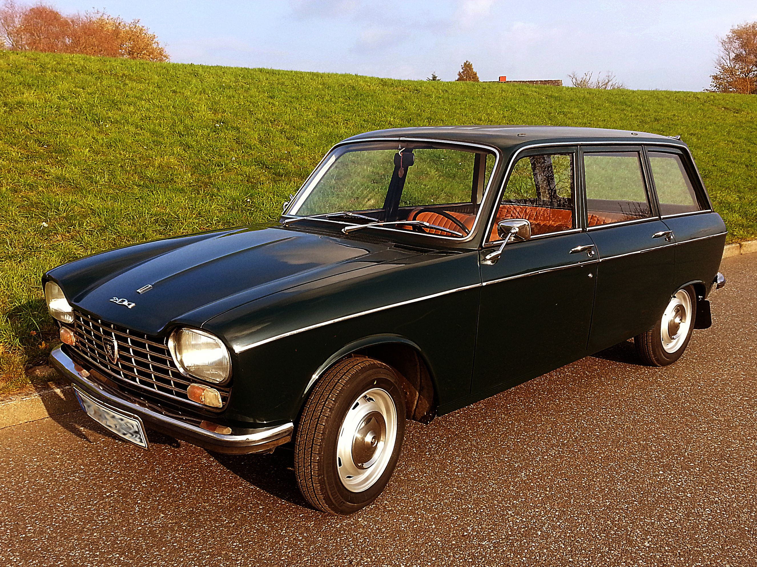peugeot 204 break 1969 hamburg peugeot pinterest hamburg and peugeot. Black Bedroom Furniture Sets. Home Design Ideas