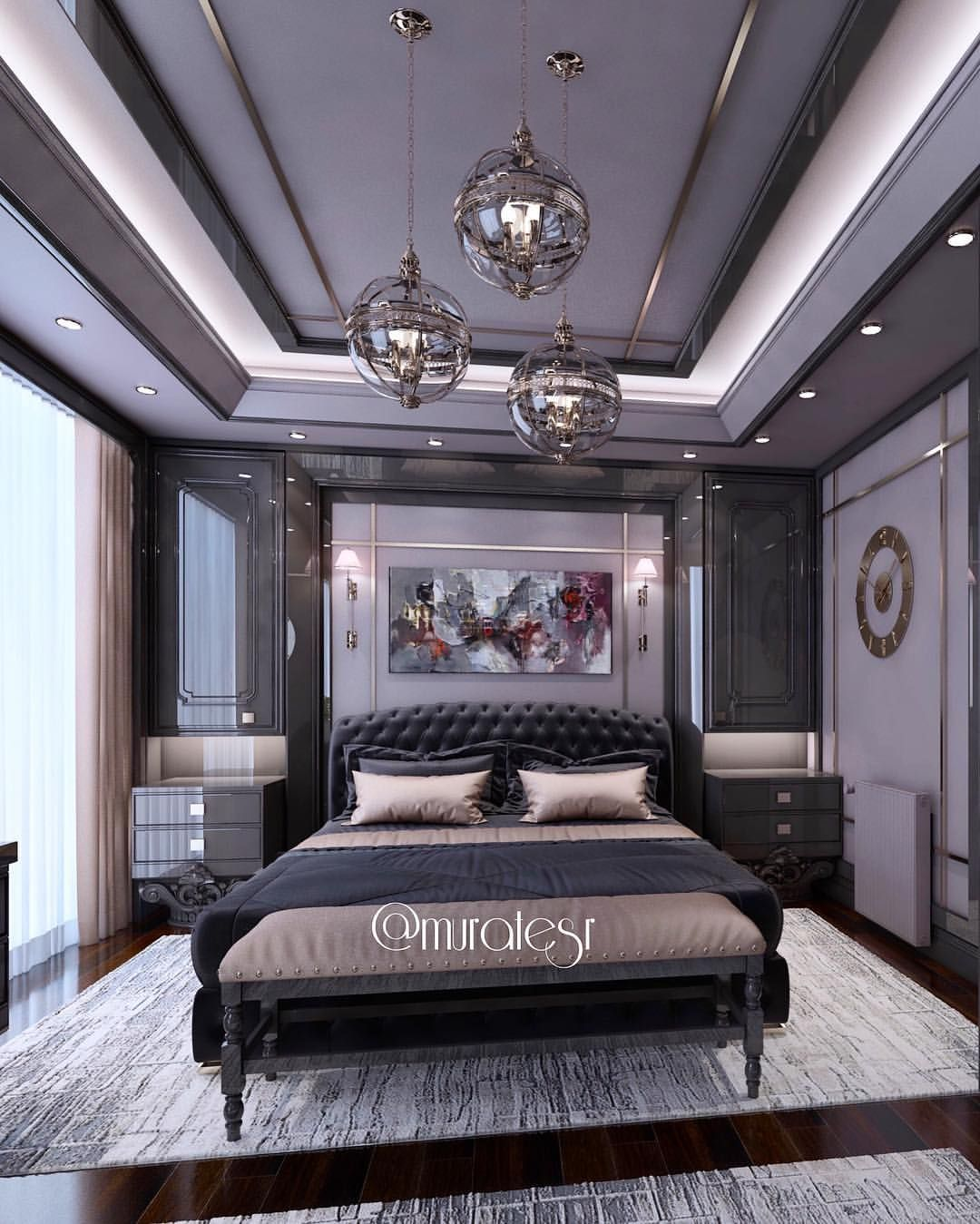 Home interior design house master pinterest bedroom ceiling and also rh