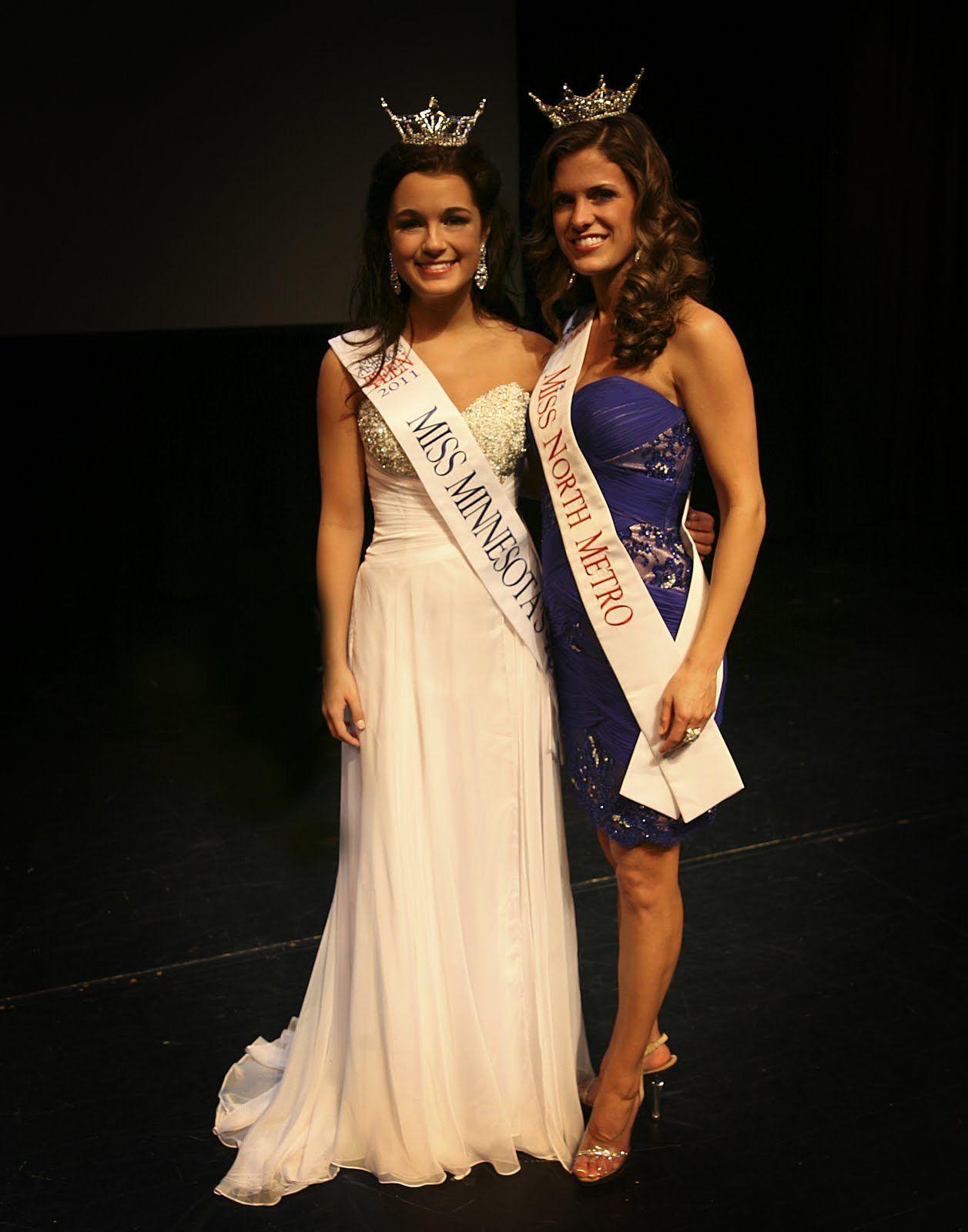 Alexis with Bethany Beniek (Miss North Metro 2011)