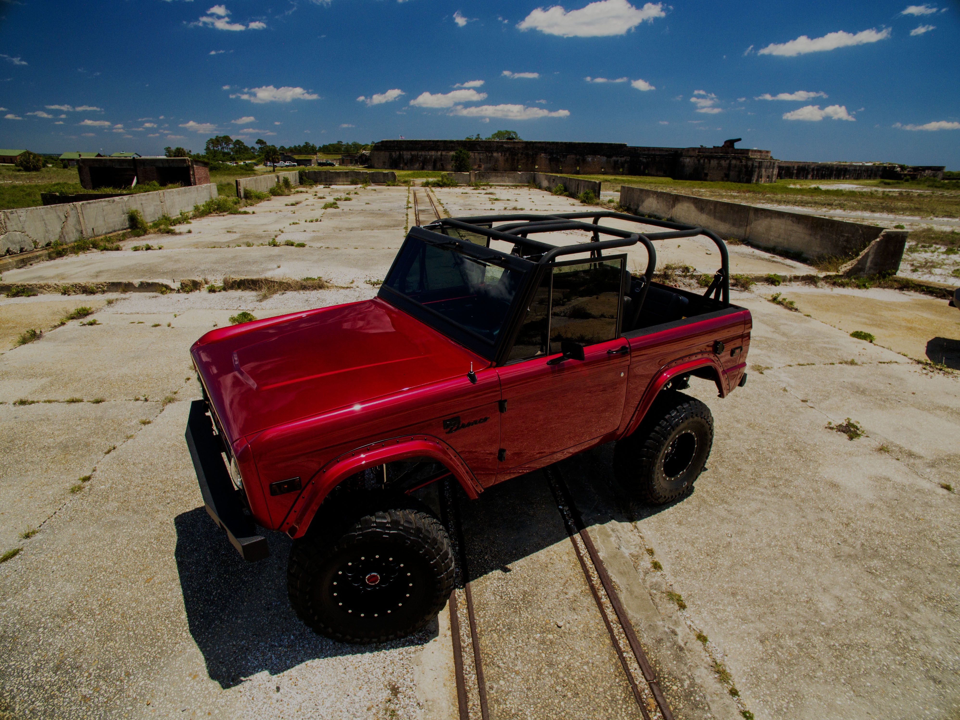 1976 Classic Ford Bronco for Sale - $184,000   Classic ford broncos ...