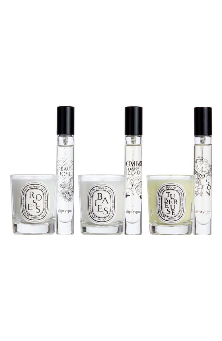diptyque Floral Candle & Eau de Toilette Set Nordstrom Exclusive ...