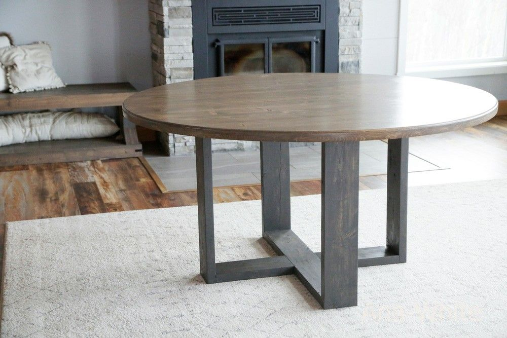 Diy 60 table top in 2020 modern dining table dining