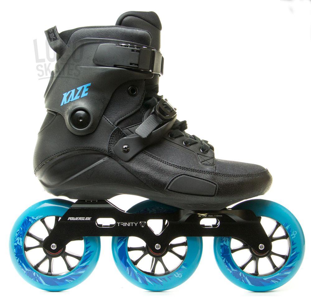 Powerslide Kaze Fsk Trinity 3x110 Custom Skates