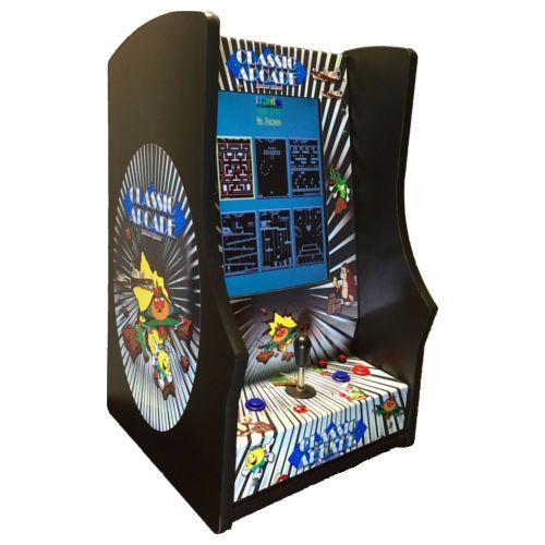 New Classic Retro Arcade Countertop Machine Multi Game Bar Table