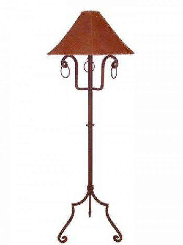 Fl 4 Epic Home This Mexican Wrought Iron Floor Lamp Comes Out