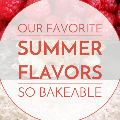 Summer is just around the corner, and while we may not get to feel the heat here in foggy San Francisco, we can sure make ourselves feel like we're sitting on an island under the sun with these del… #sobakeable #summer #baking