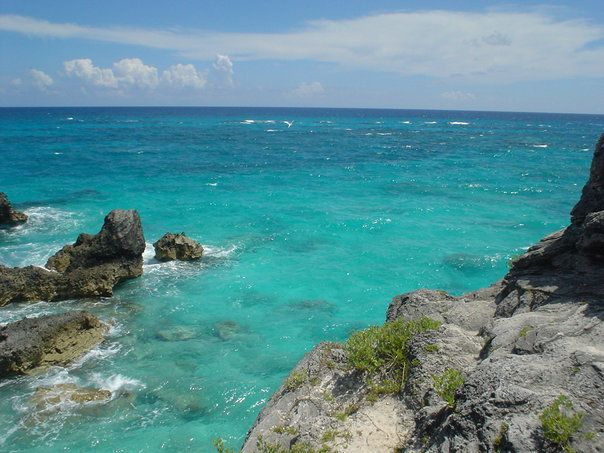 Bermuda - the water is so perfect!