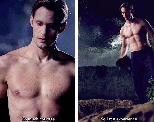 Eric Northman - True Blood - season 6 episode 4. Fucking HOTT