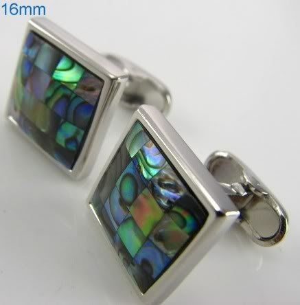 Abalone Abalones Shells Mother of Pearl Cufflinks Cuff Links DGW Cufflinks, http://www.amazon.com/dp/B005NXG65W/ref=cm_sw_r_pi_dp_StIdrb0A4K9Z6