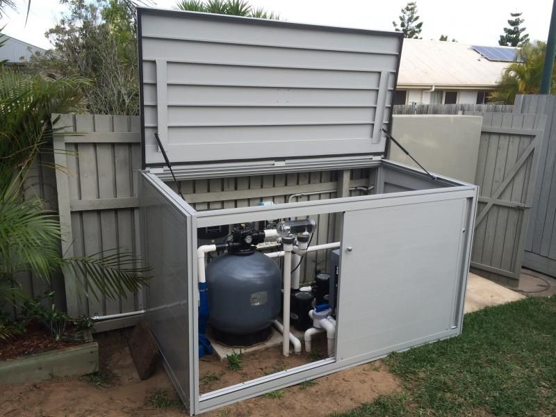 Image Result For Pool Pump Box