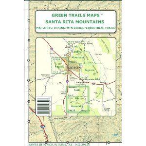 Green Trails Maps, Arizona | Hiking Arizona | Trail maps ...