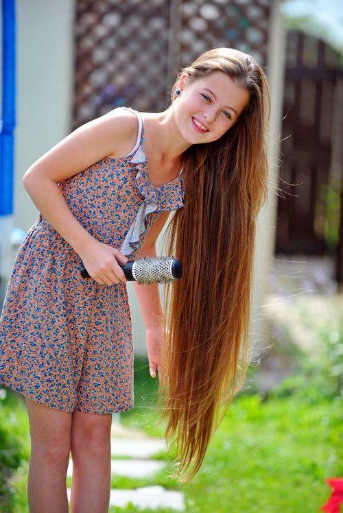 15 Cara Alami Agar Rambut Cepat Panjang Duajari Co Rambut Rambut Panjang Alam