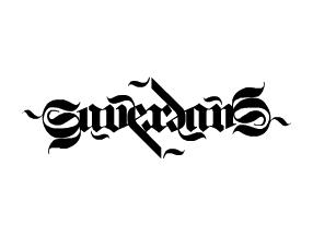 SAUERLAND Ambigram Logo Design #logo #design #type #typography #amigram #sauerland