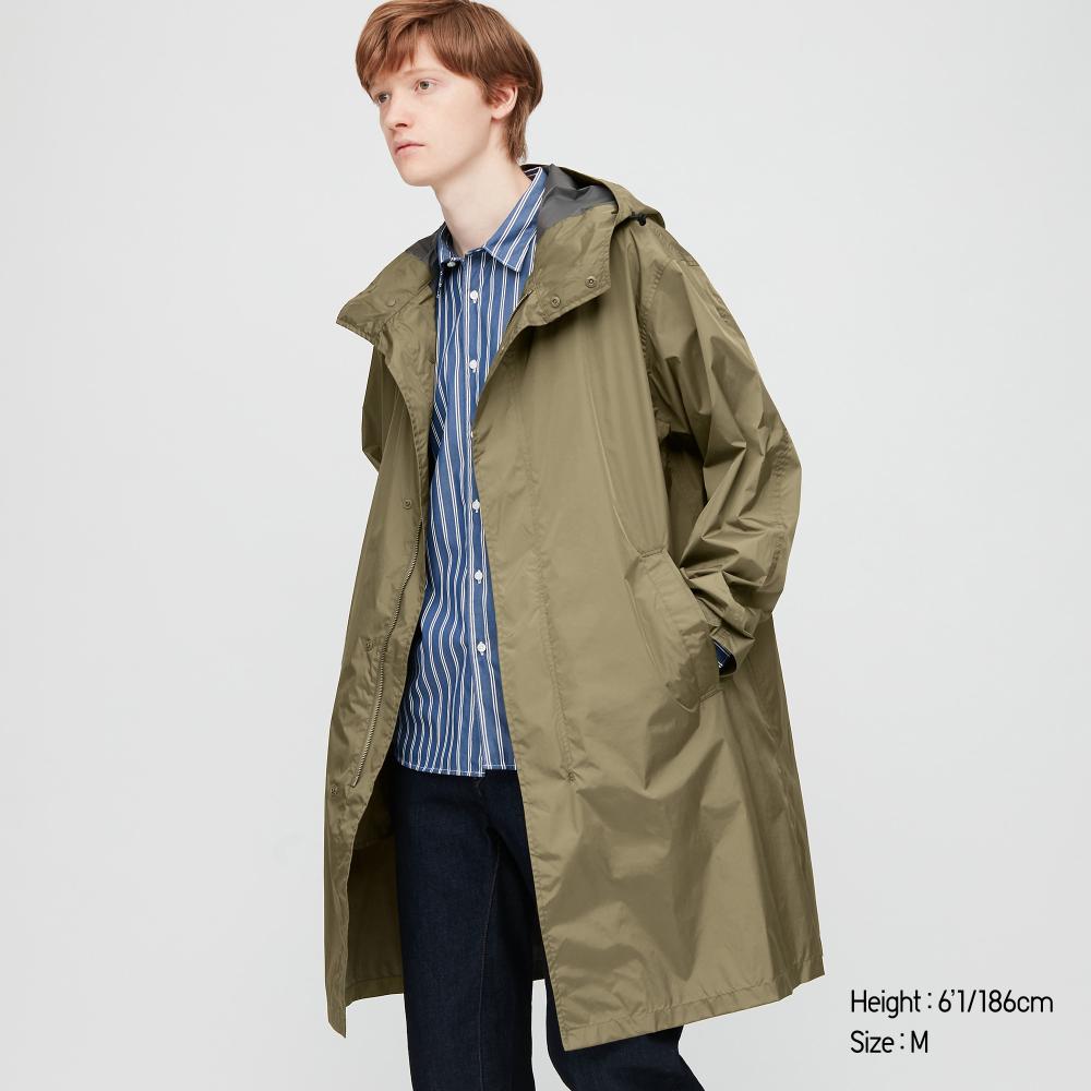 Men Light Blocktech Uv Protection Hooded Coat Hooded Coat Coat Stores Mens Coats [ 1000 x 1000 Pixel ]