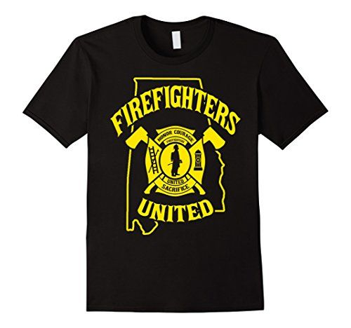 Men's Alabama Firefighters United Firefighter Gift frontside Small Black Shoppzee Firefighter Thin Red Line Shirts http://www.amazon.com/dp/B01C568RWY/ref=cm_sw_r_pi_dp_-S6Zwb1STH531